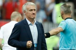 Francia, rinnovato l'accordo con Deschamps: sarà ct fino ai Mondiali 2022 in Qatar
