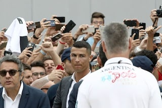 Juventus, la decisione sull'amichevole di Villar Perosa con l'esordio di Cristiano Ronaldo