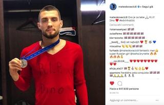 Croazia,  Kovacic dedica la medaglia di Russia 2018 all'amico appena scomparso