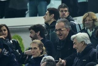 Sergio Marchionne, Juventus in campo contro il Bayern Monaco con il lutto al braccio