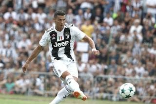 Caso Mayorga, Cristiano Ronaldo si isola per la Juve: stop ad aggiornamenti e notizie