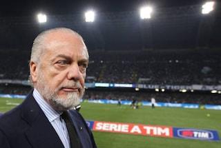 """De Laurentiis: """"Ancelotti a vita, Insigne si decida. Koulibaly? Sarà cessione dolorosa"""""""
