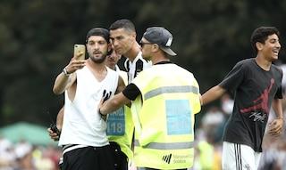 Serie A, misure antiterrorismo per Cristiano Ronaldo a Verona