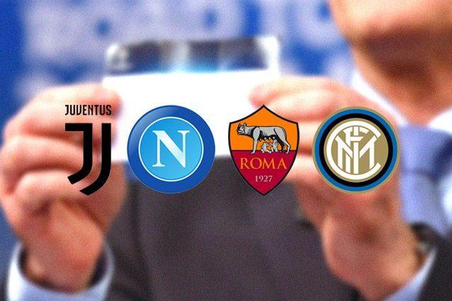 Inter Napoli Calendario.Champions League Calendario Rai Dove Vedere Juventus