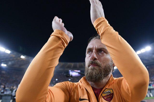Roma, contro il Parma l'ultima partita di Daniele De Rossi