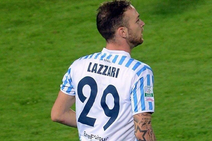 Manuel Lazzari è uno dei migliori giocatori della Spal.