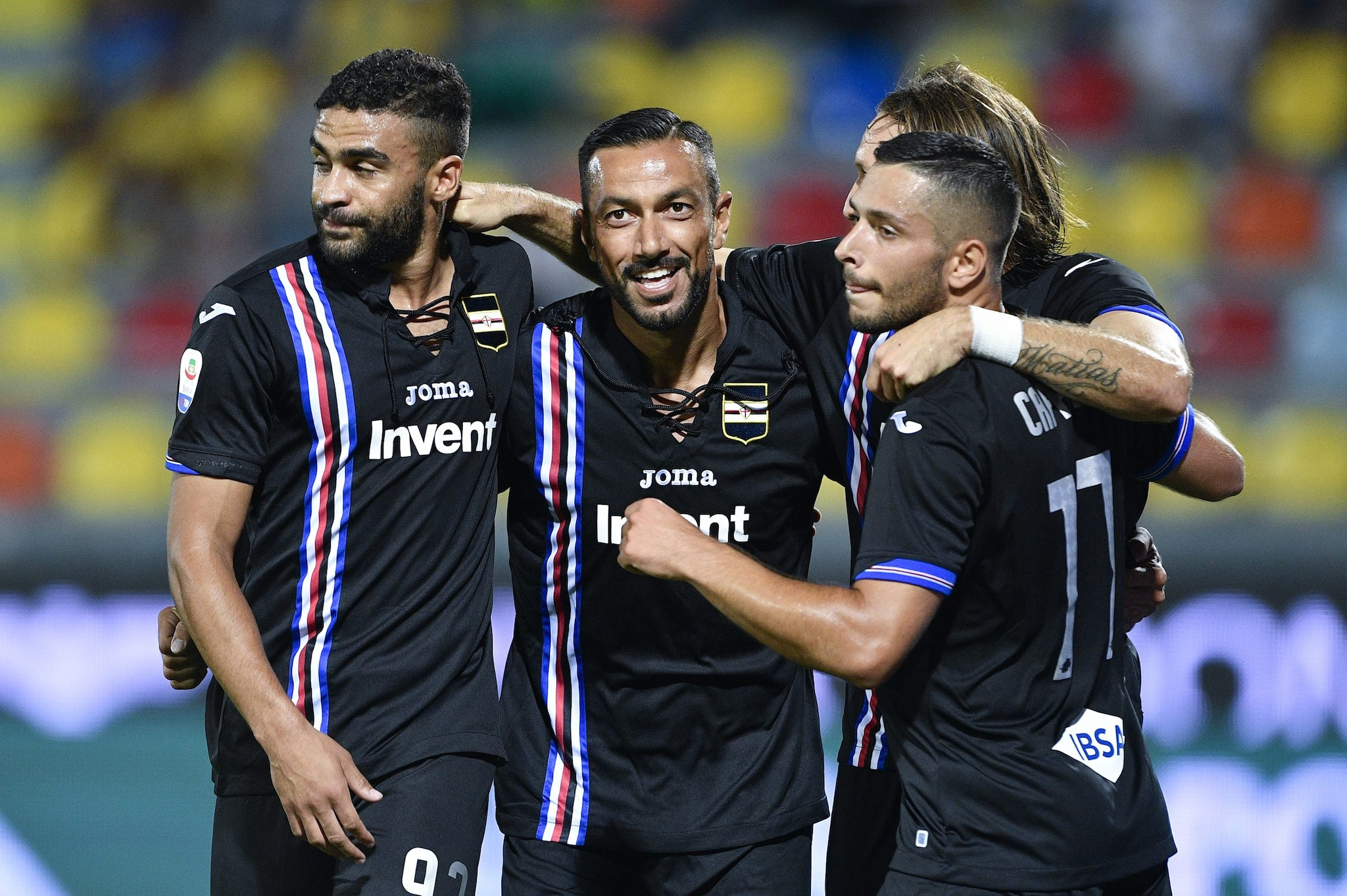 La Sampdoria ospiterà la Spal.