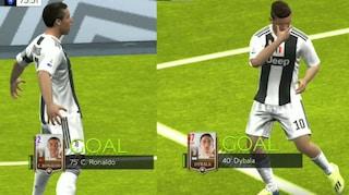 Fifa 19, Dybala ruba la scena a Ronaldo. Anche questo è l'effetto della denuncia per stupro