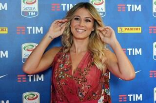 """Paola Ferrari contro Diletta Leotta: """"In onda solo per le forme. Una vera donna? Bebe Vio"""""""