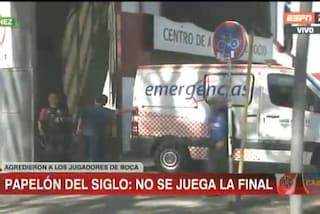 """Il racconto di 'gringo', autista del Boca Juniors: """"Ho visto la morte davanti agli occhi"""""""