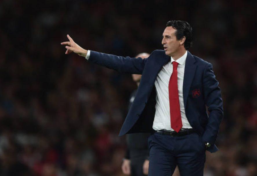 Lo spagnolo Emery è il tecnico dei Gunners.