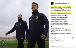 """Evra sfotte Bonucci e Milan: """"Col c...che giocavi la Champions di là"""""""