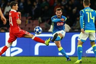 Champions, Il Napoli si qualifica agli ottavi se... tutte le combinazioni dei risultati