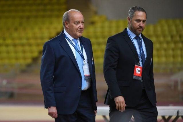 Il presidente del Porto Jorge Pinto da Costa