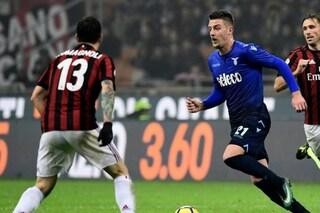 Le date delle semifinali di Coppa Italia. Ecco quando si giocano Milan-Lazio e Fiorentina-Atalanta