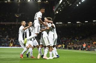 Champions League: occasione Juve, gli altri top club sono in piena crisi