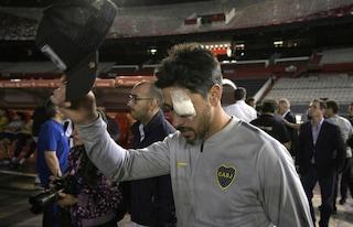 """Libertadores, Perez capitano ferito del Boca: """"Avessimo giocato e vinto, ci avrebbero uccisi"""""""
