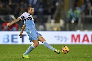 """Lazio, Acerbi e la 140esima presenza consecutiva: il difensore ora """"punta"""" Javier Zanetti"""