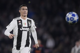 Cristiano Ronaldo, 100 vittorie in Champions con una finta da Pallone d'Oro