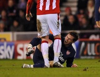 Arsenal, l'infortunio di Ramsey del 2010 fu colpa dell'odio di Pulis per Wenger