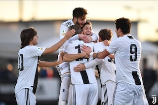 Youth League, Juventus-Valencia 3-0: bianconeri qualificati alla fase finale