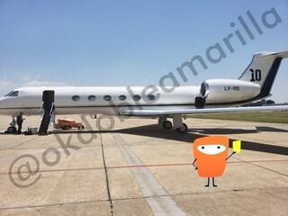 Barcellona, ecco il nuovo jet privato di Messi: un Gulftream Vda 15 milioni di dollari