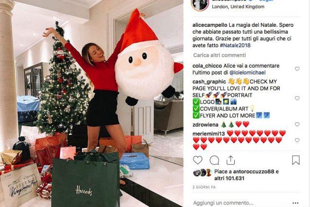 Regali Di Natale Per Moglie.Natale A Casa Morata 61 Mila Euro Per I Regali A Sua Moglie