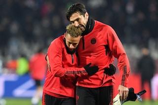 """Buffon: """"Dispiace per Inter e Napoli. Onore agli azzurri, hanno giocato un grande girone"""""""