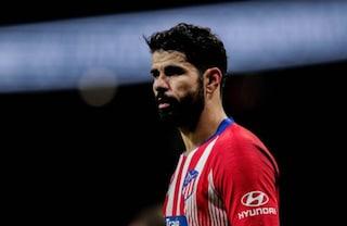 Atletico Madrid, l'ICC dice no a Diego Costa: turno di squalifica, salta la Juventus