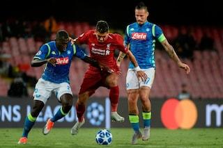 Napoli a Liverpool, quale risultato serve per qualificarsi agli ottavi di Champions