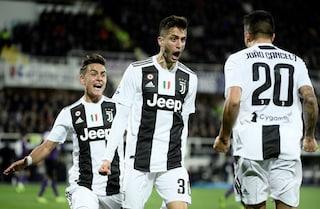 Fiorentina-Juventus: le pagelle commentate sul risultato di 0-3