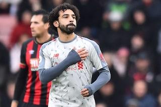 Milner fa 500 presenze in Premier, Salah gli cede il premio di Man of the Match