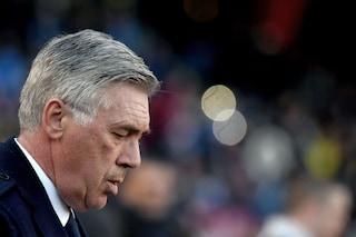 Carlo Ancelotti fuori ai gironi di Champions, non succedeva da 18 anni (con la Juventus)