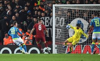 Non bastano 42 passaggi in più: il Napoli non segna e abbandona la Champions