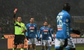 """I tifosi dell'Inter: """"Koulibaly bugiardo. Striscioni anti-razzisti? Una pagliacciata"""""""