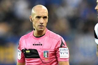 Il caso Fabbri: fermato in Serie A dopo Roma-Inter, diventerà un arbitro internazionale