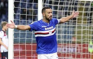 Sampdoria-Bologna, poker doriano nel segno di Caprari (2 assist) e Quagliarella (2 gol)