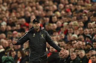 """Liverpool-Napoli, Klopp: """"Se l'arbitro non prenderà decisioni strane, vinceremo noi"""""""