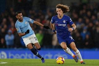 Chelsea, è rottura con David Luiz: il brasiliano pronto a lasciare Londra