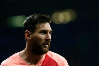Libertadores, in tribuna anche Leo Messi. Cristiano Ronaldo ha invece rifiutato l'invito