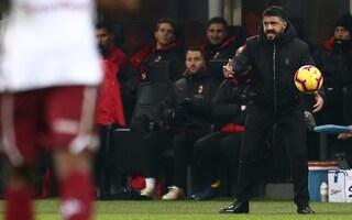 """Gattuso: """"L'Olympiacos è una cicatrice, giocatori in lacrime negli spogliatoi. Higuain? E' deluso"""""""