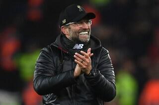 """Tutta la sincerità di Jurgen Klopp: """"Contento di aver evitato la Juventus in Champions"""""""