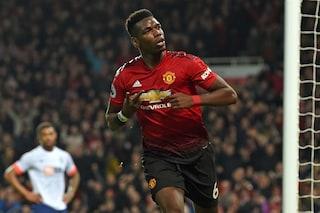 """Manchester United, Pogba cancella Mourinho: """"Oggi siamo squadra, un gruppo unito"""""""