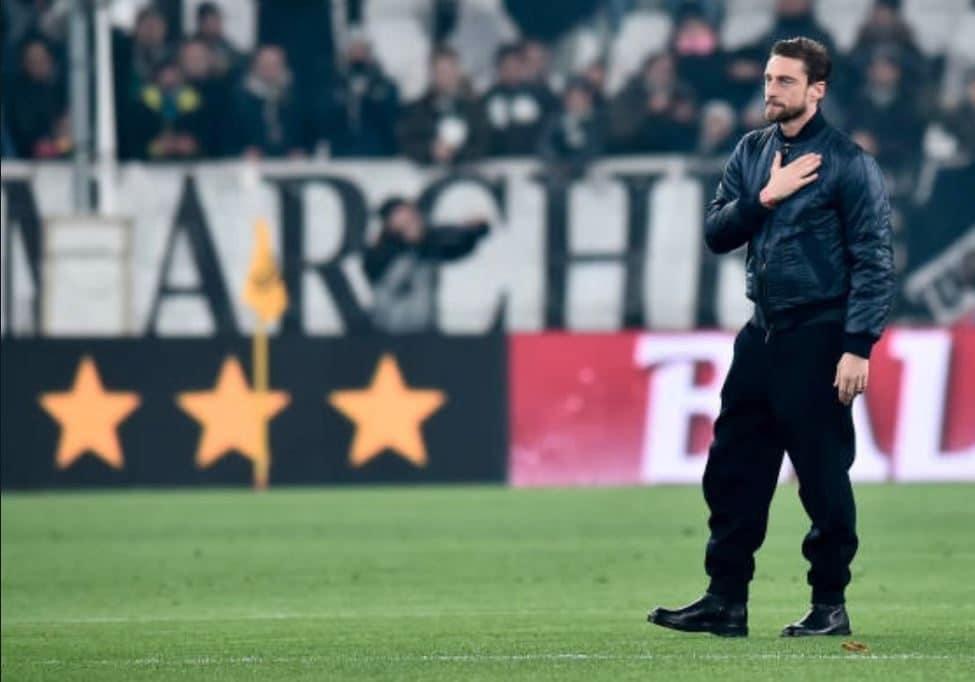 Auguri Di Natale Juventus.Juventus Le Lacrime Di Claudio Marchisio Grazie A Tutti Sono Qui