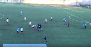 Follia a Paola: rissa in campo tra genitori durante una partita di Giovanissimi
