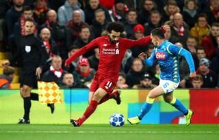 Liverpool-Napoli, le pagelle commentate sul risultato di 1-0 (che qualifica i Reds)