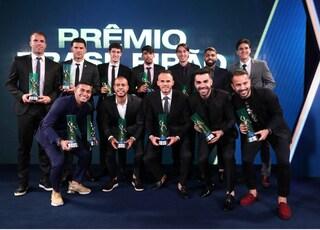 Inter e Milan sorridono: Paquetà e Gabigol nella top 11 del campionato brasiliano