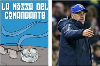 """""""La Mossa del Comandante"""", il gioco da tavola dedicato a Maurizio Sarri"""