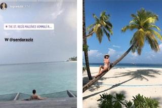 Finge problema fisico, non gioca, ma viene beccato alle Maldive. Sarà ceduto