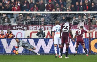 Serie A: 14a giornata: il Torino batte il Genoa, il Cagliari pareggia a Frosinone